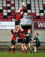 Friday 6th March 2020 | Armagh RFC vs Ballynahinch RFC<br /> <br /> Robert Whitten during the Bank Of Ireland Ulster Senior Cup Final between the City of Armagh RFC and Ballynahinch RFC at Kingspan Stadium, Ravenhill Park, Belfast, Northern Ireland. Photo by John Dickson / DICKSONDIGITAL
