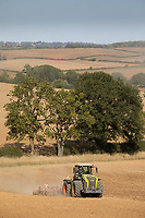 14.9.2020 Cultivating in Rutland <br /> ©Tim Scrivener Photographer 07850 303986<br />      ....Covering Agriculture In The UK.