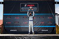 LMP3 1 Bronze Winner, #21: Muehlner Motorsports America Duqueine M30-D08, P3-1: Moritz Kranz