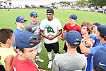 Selected highlights from the 2017 Manning Passing Academy held on the campus of Nicholls State University in Thibodaux, LA.