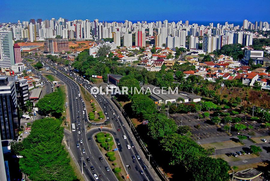 Cidade de Salvador. Bahia. 2010. Foto de Lucia Correia Lima.