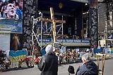 23_Gedenken_April 2014 auf und um den Maidan