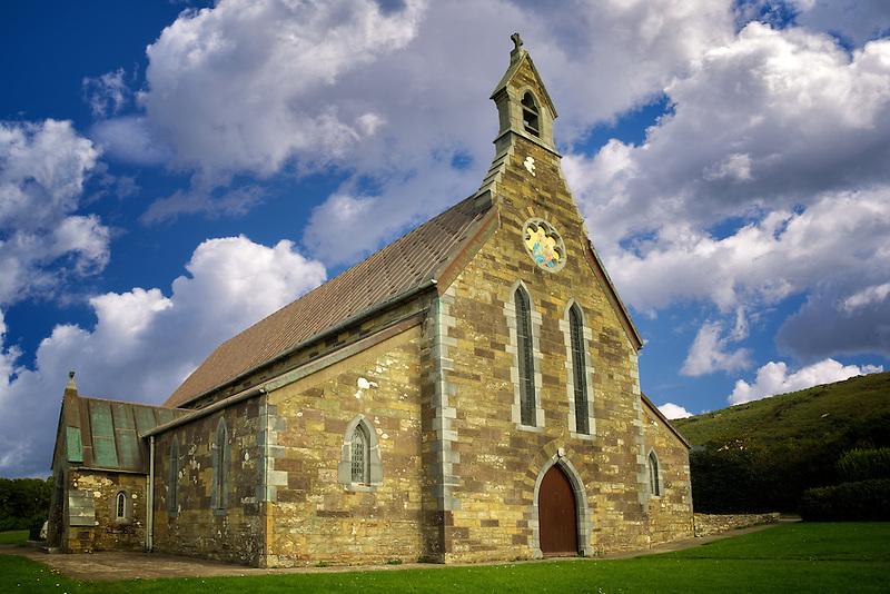 St. Vincent's Catholic Chuch. Slea Head Drive, Dingle Peninsula, Ireland