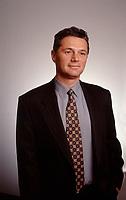 1999 File Photo  Montreal (QC) CANADA<br /> <br /> Richard Lupien, Premier vice-prÈsident directeur gÈnÈral FinanciËre Banque Nationale<br /> Photo :  (c) Images Distribution