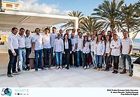 Encuentro del equipo olímpico español  con la prensa. ©Jesus Renedo/SAILING ENERGY/50th Trofeo Princesa Sofia Iberostar<br /> 29 March, 2019.