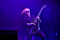 LONDON, ENGLAND - OCTOBER 8: Joe Langridge-Brown of 'Nothing But Thieves' performing at O2 Arena, London on October 8, 2021<br /> CAP/MAR<br /> ©MAR/Capital Pictures