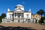 Great Britain, England, Greater London, Chiswick: Chiswick House, neo-Palladian villa built in 1729 by Lord Burlington | Grossbritannien, England, Greater London, Chiswick: das Chiswick House, Villa erbaut 1729 im Stil des Neu-Palladianismus durch Lord Burlington