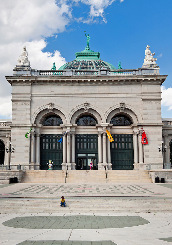 Please Touch childrens museum, Philadelphia, PA, Pennsylvania, USA. Circa 1876