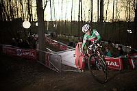 Eva Lechner (ITA/Colnago-SudTirol)<br /> <br /> Superprestige Diegem 2015