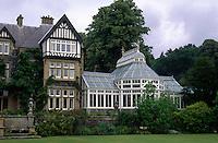 Großbritannien, Wales, Bodnant Gardens