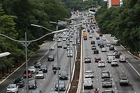 08.04.2020 - Aumento de volume de carros em SP
