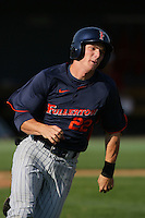 March 23, 2010: Gary Brown of Cal. St. Fullerton during game  against Loyola Marymount at LMU in Los Angeles,CA.  Photo by Larry Goren/Four Seam Images