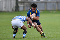 Premier 2  Murray Jensen Cup Final - Upper Hutt College v St Patrick's College, Silverstream at Upper Hutt College, Upper Hutt, New Zealand on Saturday 25 September 2021. <br /> Photo by Masanori Udagawa. <br /> www.photowellington.photoshelter.com
