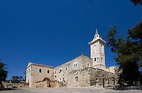 Asie/Israël/Judée/Jérusalem/Ein Kerem: eglise Franciscaine Saint-Jean-Baptiste