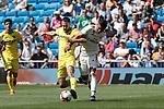 Real Madrid's Carlos Henrique Casemiro during La Liga match between Real Madrid and Villarreal CF at Santiago Bernabeu Stadium in Madrid, Spain. May 05, 2019. (ALTERPHOTOS/A. Perez Meca)