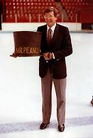 Team Canada avec Guy Lafleur, Wayne Gretzky,Mike Bossy,Larry Robinson<br /> ( hockey), le aout 1981<br /> <br /> PHOTO : Agence Quebec Presse