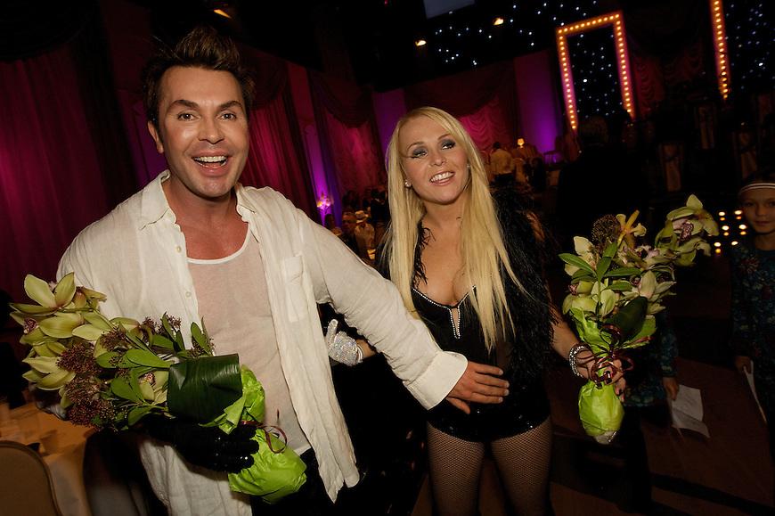 Oslo, 20091030. Skal vi danse. Jan Thomas og Gyda