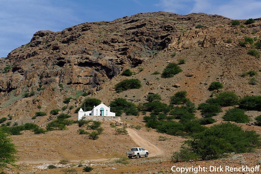 Nossa Senhora da Conceicao in Povoacao Velha, Boa Vista, Kapverden, Afrika
