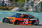 Monster Energy NASCAR Cup Series<br /> Ford EcoBoost 400<br /> Homestead-Miami Speedway, Homestead, FL USA<br /> Sunday 19 November 2017<br /> Martin Truex Jr, Furniture Row Racing, Bass Pro Shops / Tracker Boats Toyota Camry<br /> World Copyright: Nigel Kinrade<br /> LAT Images