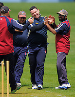 151114 Wellington Club Cricket - Easts v Wellington Under-19