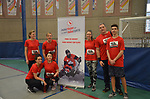 NOVEMBER 15, 2018: MONTREAL, QC, Paratough Cup was held at McGill University, with 14 corporate teams competing for the prize.