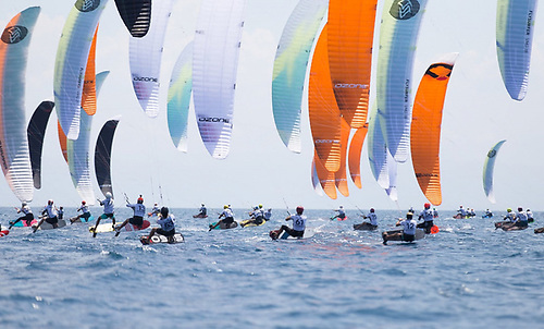 The Men's and Women's Kiteboarding Events will replace the Mixed Kiteboarding and Mixed Offshore Events