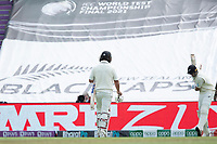 Colin de Granhomme, New Zealand makes his way back to the pavilion following his dismissal during India vs New Zealand, ICC World Test Championship Final Cricket at The Hampshire Bowl on 22nd June 2021