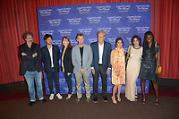 Champs Elysees Film Festival 2017<br /> Gustave Kervern, Jeremie Elkaim, Lolita Chammah, Pierre Lemaitre, Rendal Kleiser, Lola Creton, Camelia Jordana, Karidja Toure