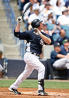 April 3, 2010:  First Baseman Mark Teixeira (25) of the New York Yankees playing in the annual Futures Game during Spring Training at Legends Field in Tampa, Florida.  Photo By Mike Janes/Four Seam Images