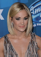 Carrie Underwood @ the American Idol Farewell Season finale held @ the Dolby Theatre.<br /> April 7, 2016