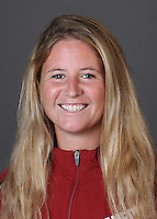 STANFORD, CA - OCTOBER 22:  Kim Krueger of the Stanford Cardinal during water polo picture day on October 22, 2009 in Stanford, California.