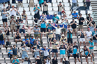 The New Zealand fans enjoying themselves on day 6 during India vs New Zealand, ICC World Test Championship Final Cricket at The Hampshire Bowl on 23rd June 2021