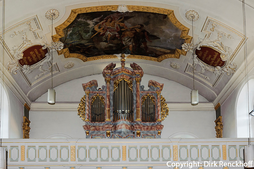 Kloster Engelberg in Großheubach am Main, Bayern, Deutschland