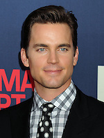 """NEW YORK CITY, NY, USA - MAY 12: Matt Bomer at the New York Screening Of HBO's """"The Normal Heart"""" held at the Ziegfeld Theater on May 12, 2014 in New York City, New York, United States. (Photo by Celebrity Monitor)"""