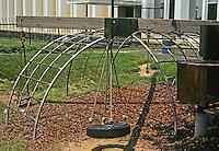 St. Louis: Jewish Community Center--Children's Learning Center. Play equipment. Photo '78.