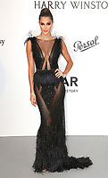 IRIS MITTENAERE amfAR Gala Cannes 2017 - Arrivals<br /> CAP D'ANTIBES, FRANCE - MAY 25 arrives at the amfAR Gala Cannes 2017 at Hotel du Cap-Eden-Roc on May 25, 2017 in Cap d'Antibes, France