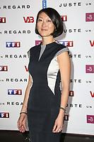 FLEUR PELLERIN - PHOTOCALL 'JUSTE UN REGARD' AU CINEMA GAUMONT MARIGNAN A PARIS, FRANCE, LE 11/05/2017.