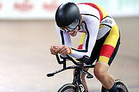 during the 2020 Vantage Elite and U19 Track Cycling National Championships at the Avantidrome in Cambridge, New Zealand on Thursday, 23 January 2020. ( Mandatory Photo Credit: Dianne Manson )