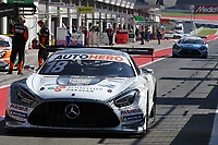 4th September 2021; Red Bull Ring, Spielberg, Austria; DTM  Race 1 at Spielberg;   Maximilian Buhk GBR, Mercedes-AMG Team M�cke Motorsport, Mercedes-AMG GT