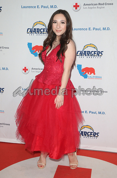 09 March 2018 - Los Angeles, California - Ava Cantrell. American Red Cross Annual Humanitarian Celebration Honoring The LA Chargers at the Skirball Cultural Center. Photo Credit: F. Sadou/AdMedia