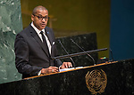 GA 72<br /> High-level meeting of the General Assembly on the appraisal of the United Nations Global Plan of Action to Combat Trafficking in Persons<br /> 25th plenary meeting<br /> <br /> Jamaica