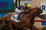 DEL MAR, CA  JULY 24:  #2 United, ridden by Flavien Prat, holds on to beat out <br /> #6 Smooth Like Strait, ridden by Umberto Rispoli, and win the Eddie Read Stakes (Grade ll) on July 24, 2021, at Del Mar Thoroughbred Club in Del Mar, CA.  (Photo by Casey Phillips/Eclipse lSportswire/CSM)