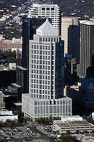 aerial photograph Sun Trust Financial Centre Tampa, Florida