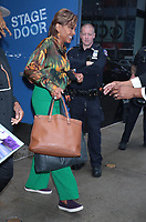 NEW YORK, NY- SEPTEMBER 23: Robin Roberts seen exiting ABC Studios in New York City on September 23, 2021. Credit: RW/MediaPunch