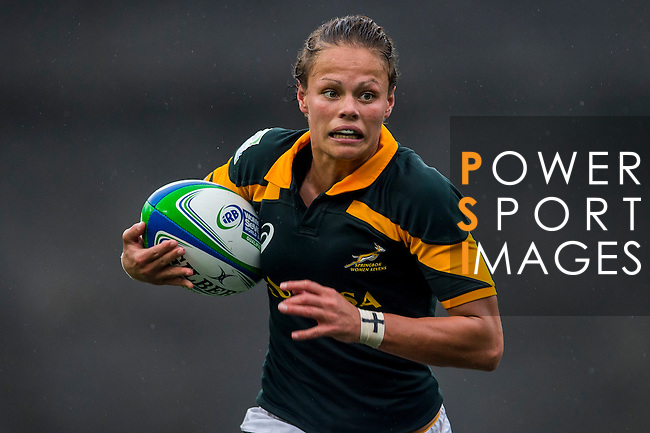 South Africa vs Mexico during the Day 1 of the IRB Women's Sevens Qualifier 2014 at the Skek Kip Mei Stadium on September 12, 2014 in Hong Kong, China. Photo by Aitor Alcalde / Power Sport Images