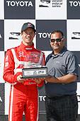 2017 Verizon IndyCar Series<br /> Toyota Grand Prix of Long Beach<br /> Streets of Long Beach, CA USA<br /> Sunday 9 April 2017<br /> Sebastien Bourdais and Steve Williams of Verizon<br /> World Copyright: Michael L. Levitt<br /> LAT Images