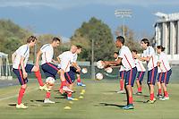 USMNT Training, October 5, 2015