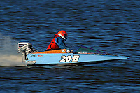 20-B    (outboard runabouts)