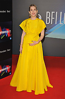 """Lily Rabe at the 65th BFI London Film Festival """"The Tender Bar"""" American Express gala, Royal Festival Hall, Belvedere Road, on Sunday 10th October 2021, in London, England, UK. <br /> CAP/CAN<br /> ©CAN/Capital Pictures"""