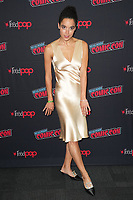 """NEW YORK CITY - OCTOBER 9:   Juliana Canfield attends a 2021 New York Comic Con event for FX's """"Y: The Last Man"""" at the Javits Center on October 9, 2021 in New York City.  (Photo by Ben Hider/FX//PictureGroup)"""